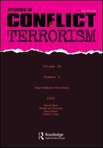 conflict n terrorism journal