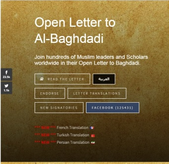 letter to baghdadi