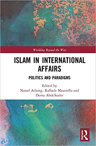 book cover-islam in international relations
